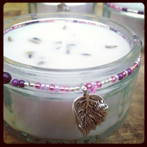 lavender candles1