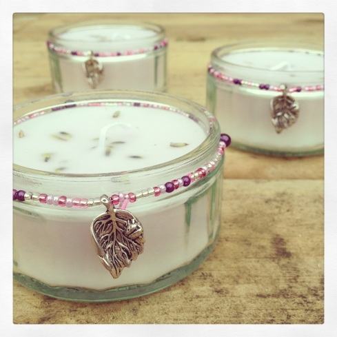 lavender candles2